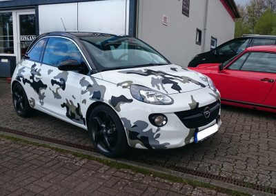 Camouflage Opel