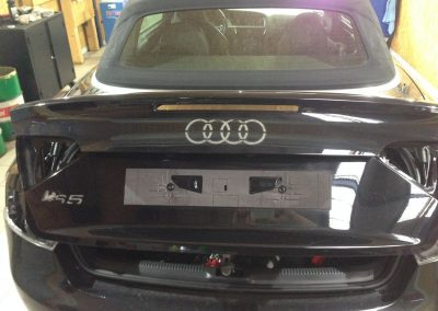 Audi S5 Vollfolierung - CarWrapping bei Exit Car Service Exit Cars & Bikes (1a)