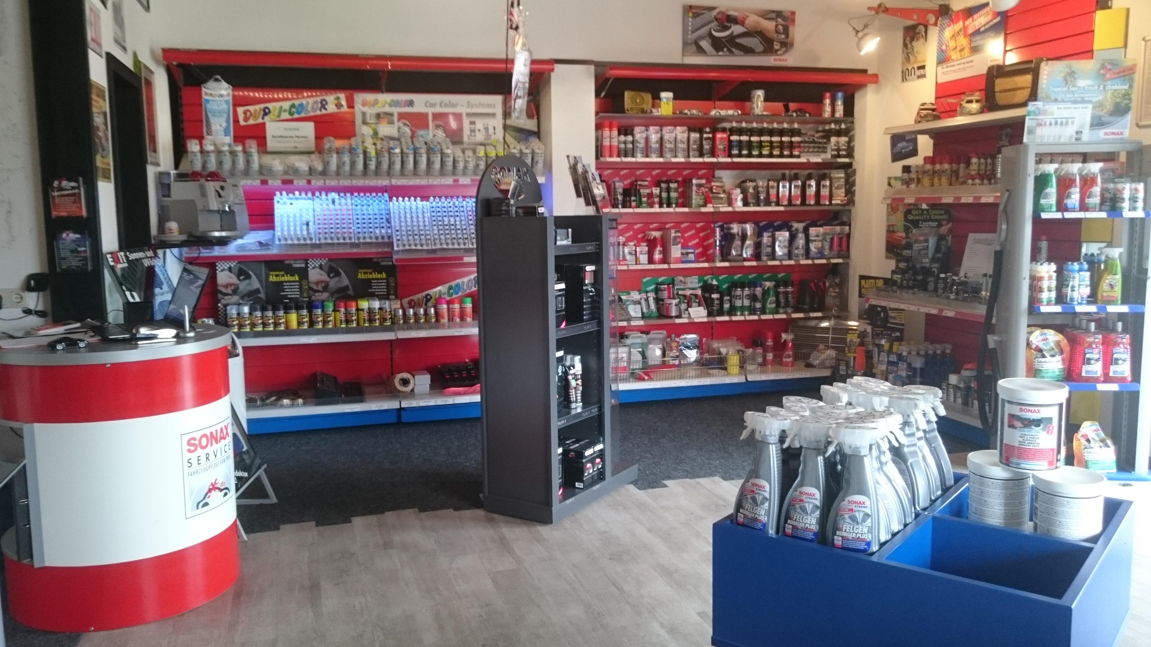 Unser Store in Schwentinental