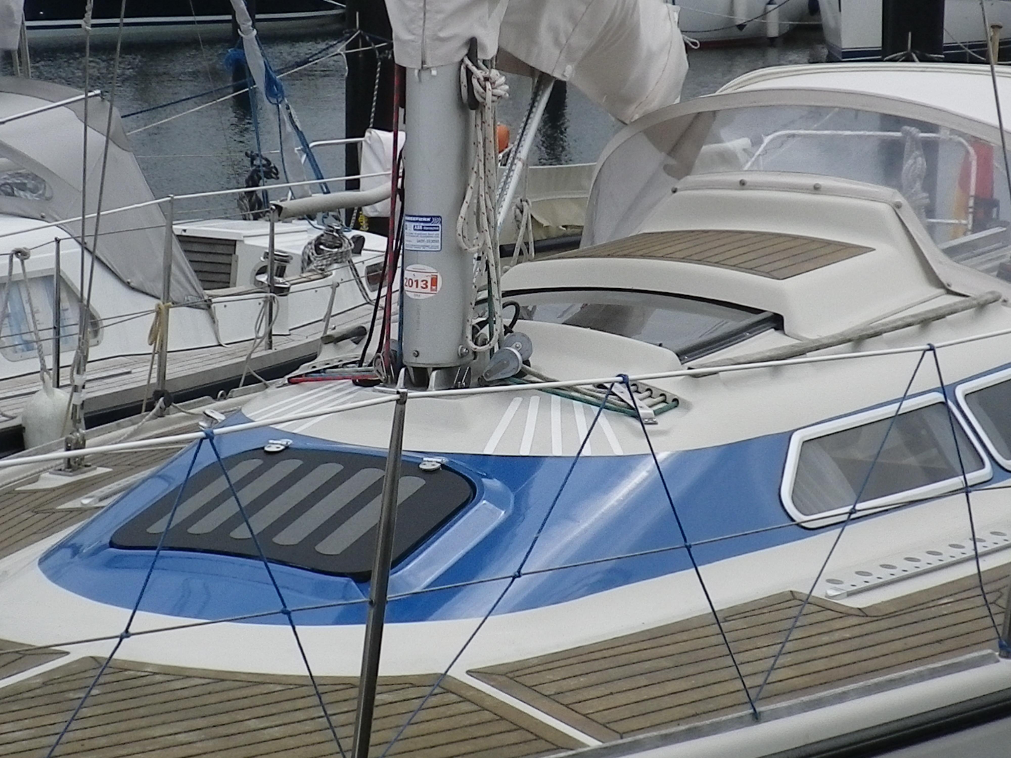 Folierung von Booten