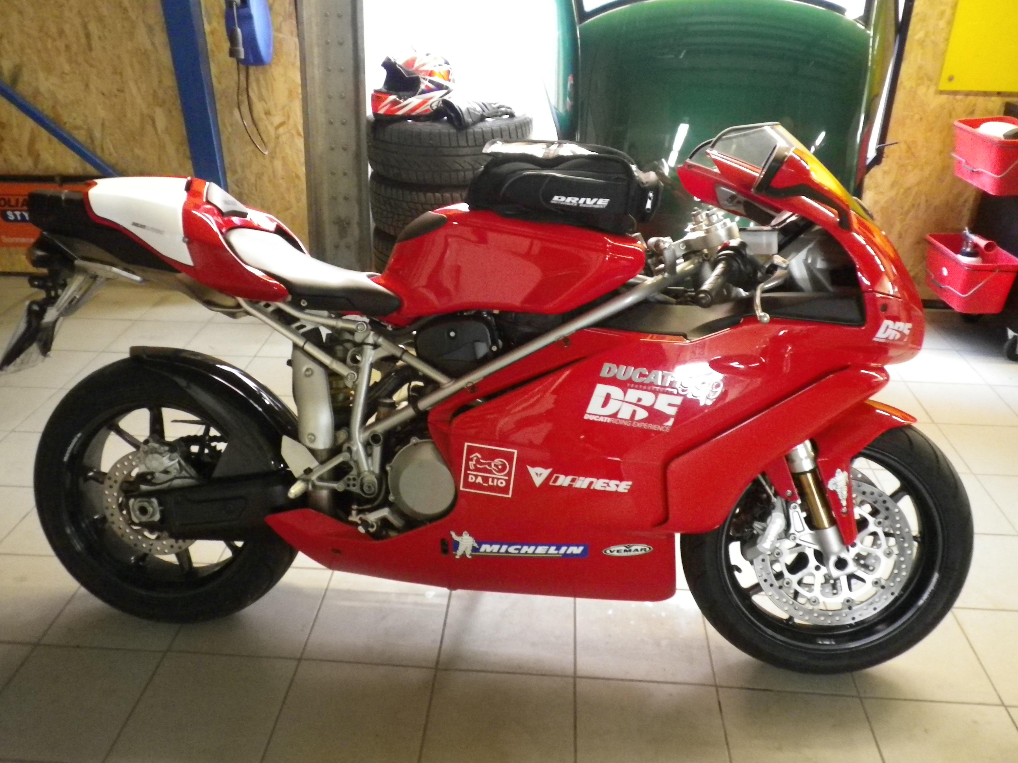 Motorradpflege
