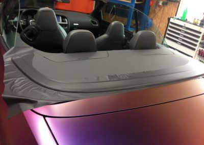 Audi S5 Vollfolierung - CarWrapping bei Exit Car Service Exit Cars & Bikes (13)