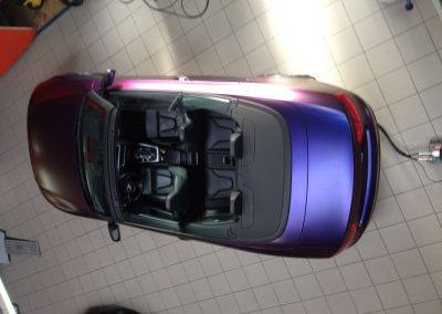 Audi S5 Vollfolierung - CarWrapping bei Exit Car Service Exit Cars & Bikes (15)