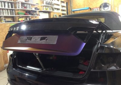 Audi S5 Vollfolierung - CarWrapping bei Exit Car Service Exit Cars & Bikes (2)