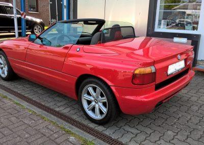 BMW Z1 Aufbereitung - Aufwertung bei Exit Car Service Exit Cars & Bikes (3)