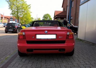 BMW Z1 Aufbereitung - Aufwertung bei Exit Car Service Exit Cars & Bikes (4)