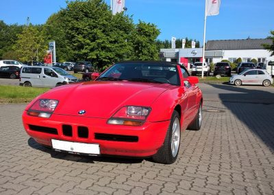 BMW Z1 Aufbereitung - Aufwertung bei Exit Car Service Exit Cars & Bikes (54)
