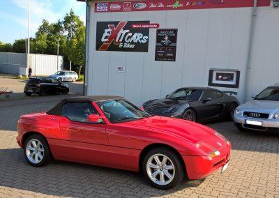 BMW Z1 Aufbereitung - Aufwertung bei Exit Car Service Exit Cars & Bikes (58)
