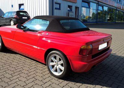 BMW Z1 Aufbereitung - Aufwertung bei Exit Car Service Exit Cars & Bikes (60)