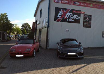 BMW Z1 Aufbereitung - Aufwertung bei Exit Car Service Exit Cars & Bikes (61)