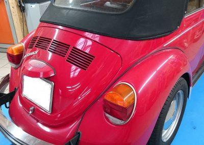 Käfer Cabrio Aufbereitung - Aufwertung bei Exit Car Service Exit Cars & Bikes (5)