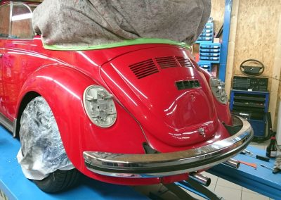 Käfer Cabrio Aufbereitung - Aufwertung bei Exit Car Service Exit Cars & Bikes (9)
