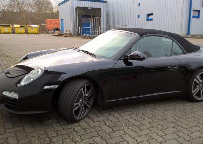 Porsche 911 997 Cabriolet Black Edition bei Exit Car Service Exit Cars & Bikes (1)