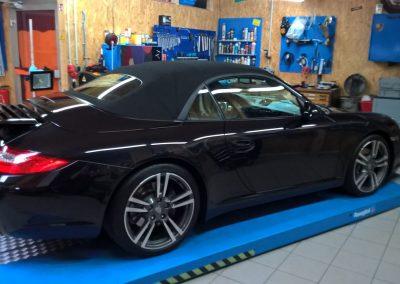 Porsche 911 997 Cabriolet Black Edition bei Exit Car Service Exit Cars & Bikes (13)