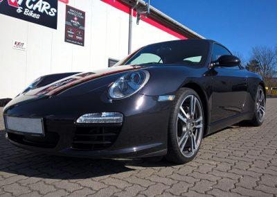Porsche 911 997 Cabriolet Black Edition bei Exit Car Service Exit Cars & Bikes (14)