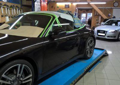 Porsche 911 997 Cabriolet Black Edition bei Exit Car Service Exit Cars & Bikes (7)