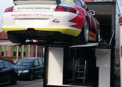 Porsche 996 Rennwagen Teilfolierung bei Exit Car Service Exit Cars & Bikes (34)